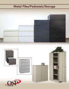 Metal Files & Storage Cabinets Brochure