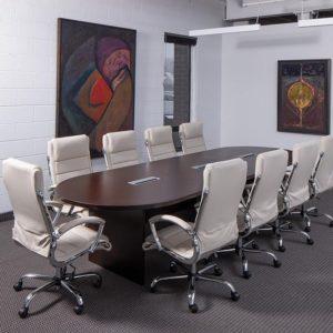 Napa Laminate Conference Table