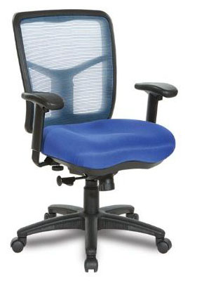 Blue Proline Task Chair